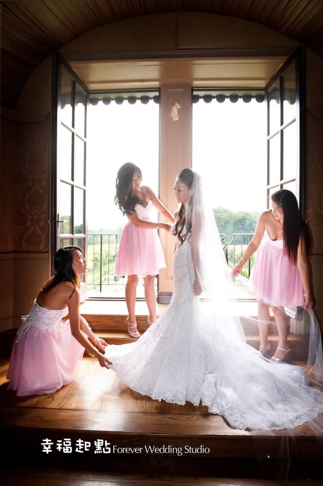 幸福起点婚纱