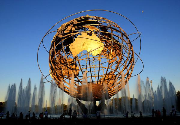 法拉盛地球仪 Unisphere