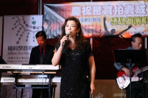 法拉盛网好声音感恩节演唱会2013