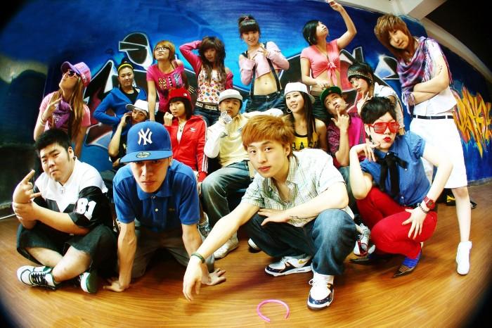 A.K.F.dance studio members