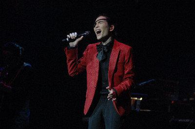 萧敬腾在康州金神大赌场连续举办两场音乐会