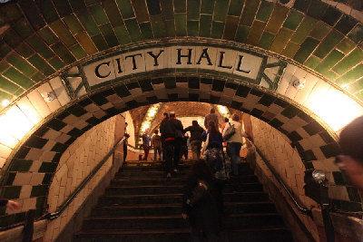 City Hall in New York