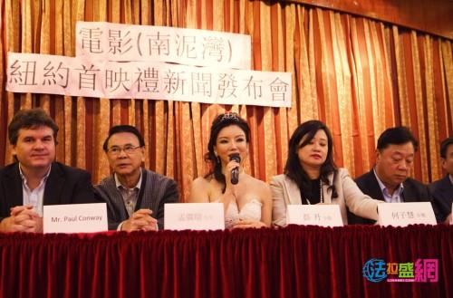 由彭丹执导的历史巨片《南泥湾》在中国内地和香港一经公映