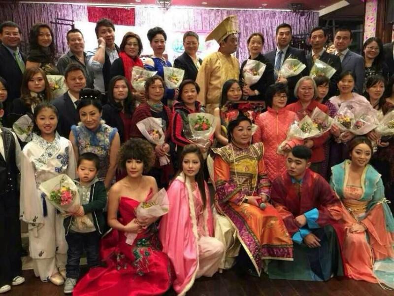 28名寿星齐齐庆祝一月生日