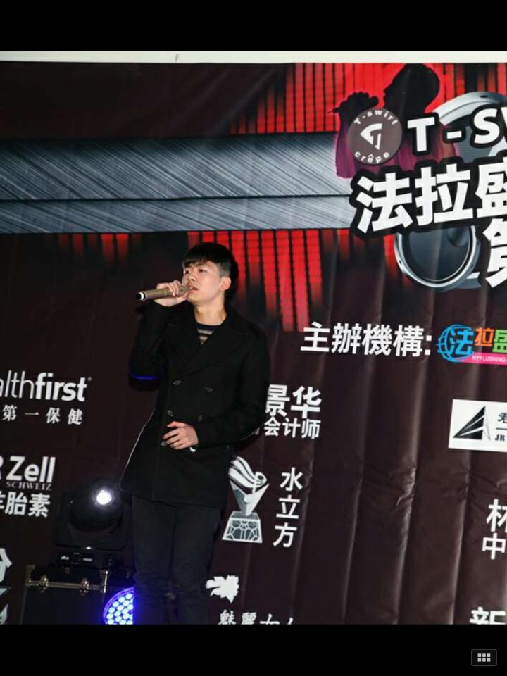 法拉盛网好声音第3季总决赛9号歌手张航毓