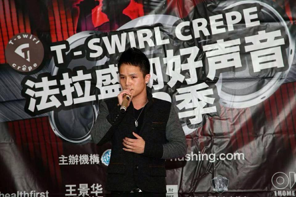 法拉盛网好声音第3季总决赛9号歌手Ryan Jiang