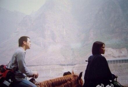 王菲与窦唯的这段故事: 因为爱情