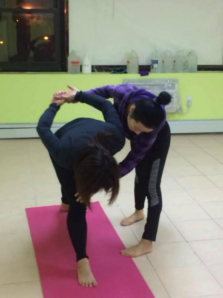 金熱瑜伽 — 平衡你的身、心、灵