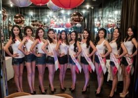 ATV 2015亞洲小姐美東區賽總決賽金秋举行 幸福起点赞助佳丽旗袍礼服