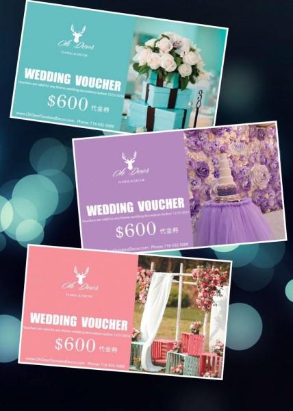11/8 纽约首届婚庆博览会 超过二万奖品等你来拿 免费进场