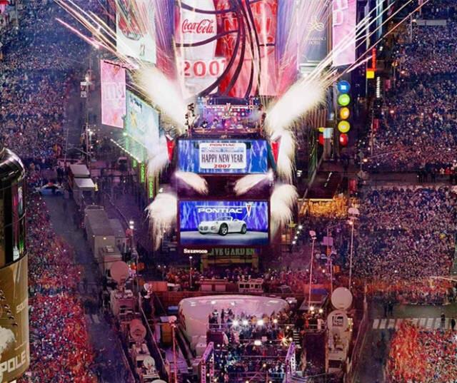 时代广场跨年倒计时最全攻略