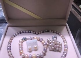 如意珠宝Lina Mei jewelry母亲节精选:高质量淡水珍珠 系列
