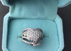 纽约珠宝设计师 lina Mei 七夕推出特惠价钻石系列