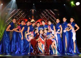 第16 届美国华裔小姐诞生 李思佳四料冠军登上宝座