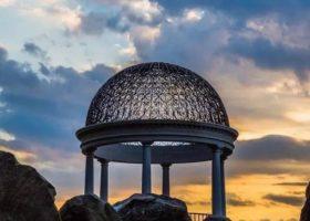 纽约秘密花园–爱情神殿