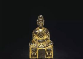 佳士德 纽约亚洲艺术周 佛教铜像珍藏