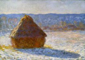 莫奈最著名的16 张名画