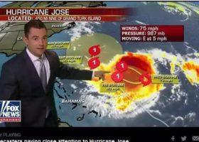 飓风今晚杀到纽约 气象局警告 请注意安全