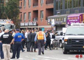 法拉盛重大车祸 肇事司机曾被MTA 解雇