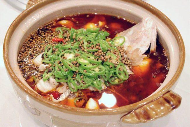 中城夏茉餐厅全鱼宴惊喜来袭