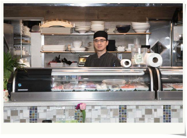良寿司出品精致新鲜美味 凭本文八折优惠