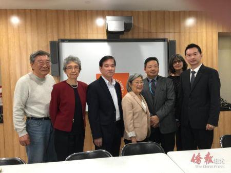 服务社区30年 亚平会行政总监瞿远义宣布退休