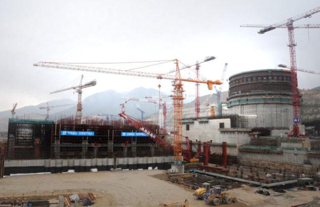 广东台山核电站 传组件破裂