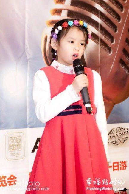 法拉盛网好声音第六季少儿组Jasmine liang 梁嘉盈