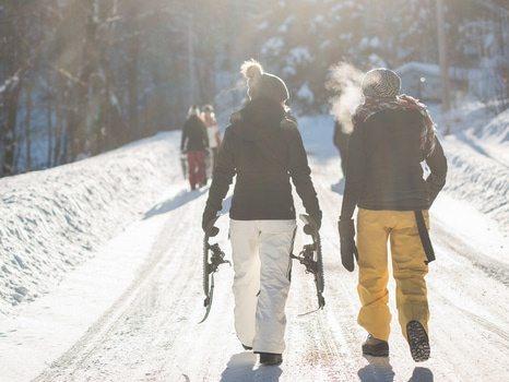 2/14-18 在上州滑雪渡假山荘喜气洋洋迎狗年 租一送一 滑雪只需40