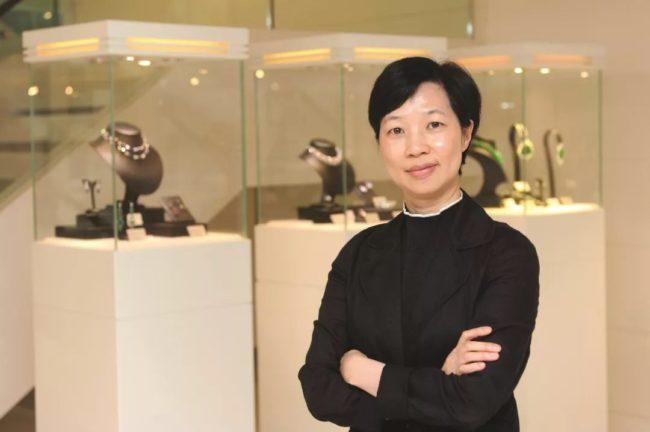 佳士得2017 Top 1⃣️珠宝 委任石丽华为亚州区珠宝部主席