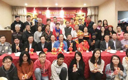 华埠狗年新春大游行2/25 隆重登场