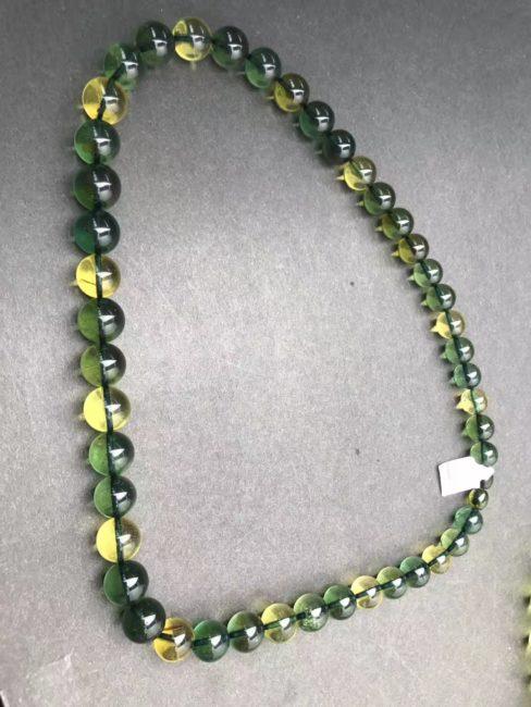 如意珠宝参加图森宝石展 把立陶宛的绿琥珀率先带回纽约