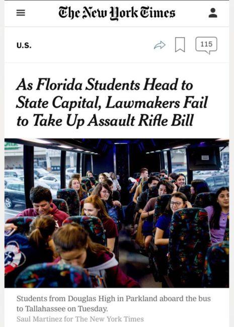 华裔小英雄王孟杰被追授英雄勋章 全美学生掀起控枪浪潮