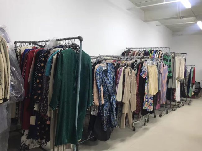 5/29 高级时装和布料 清仓甩货拍卖会!