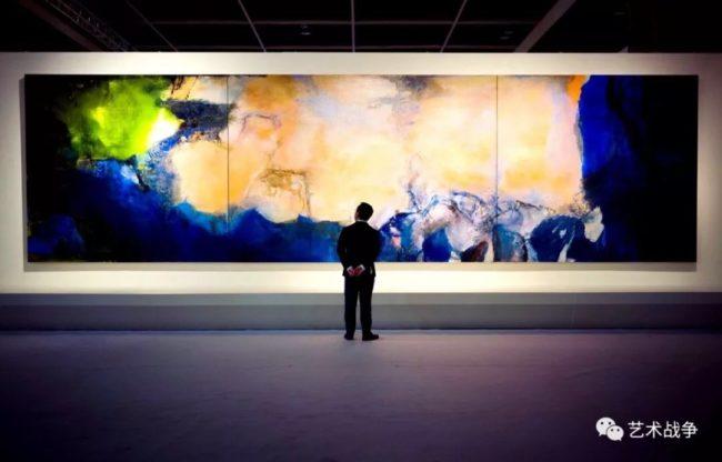 赵无极5.1 亿成交,艺术品为什么贵?而且越来越贵
